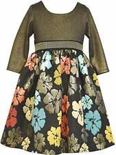 Bonnie Jean Girls' Brocade Party Dress