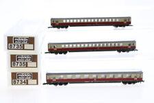 Z MÄRKLIN Konvolut 2x8735 8734 DB IC InterCity Schnellzug Personenwagen+OVP/I82