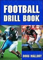 Football Drill Book, Paperback by Mallory, Doug, Brand New, Free P&P in the UK