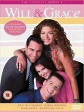 Will and Grace: Complete Series 3 DVD (2004) Eric McCormack New