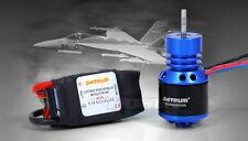 Dynam Motor ESC Combo BM2815D-KV3300+40A ESC for 64MM EDF Jets