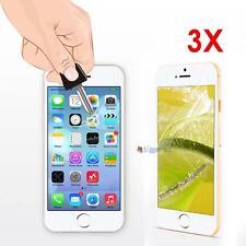 "3 Pcs Slim Matte Anti-glare Screen Protector Guard For Apple iPhone 6 4.7"" WP"