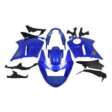 Blue Injection Fairing Cowl Bodywork For Honda Blackbird CBR 1100XX 1997-2007