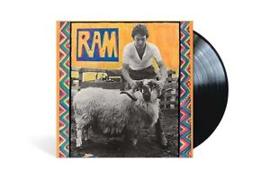 PAUL AND LINDA McCARTNEY Ram LP Vinyl NEW 2017