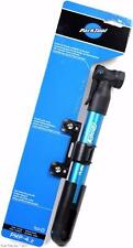 Park Tool PMP-4.2B Blue Mini Frame Mount Bicycle Pump Presta/Schrader 90psi 4.2