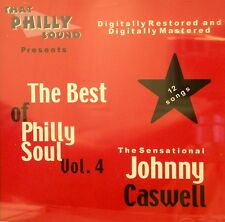 THE BEST OF PHILLY SOUL #4 - JOHNNY CASWELL
