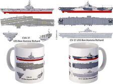 USS Bon Homme Richard (CV/CVA-31) Coffee Mug
