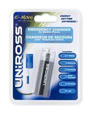 Uniross Urgence 1 Chargeur pour téléphones et iPod Noir