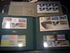 Neuseeland New Zealand Tiere Fische Limited Edition mit seltenem Block 240