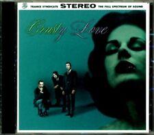 Crust - Crusty Love  RARE OOP Original US Trance Syndicate CD (Brand New!)
