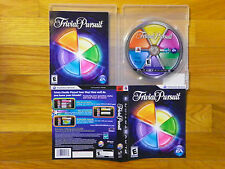 Trivial Pursuit (Sony Playstation 3, 2009)   ** Game Disc Very Good Condition **