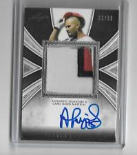 ALBERT PUJOLS 2012 LEAF  3 COLOR PATCH AUTOGRAPH AUTO #66/99