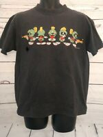Vintage And Rare Marvin The Martian T-Shirt Single Stitch Made Invthe USA Size L