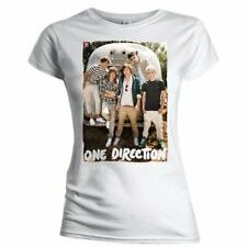 One Direction Ladies Tee: Airstream with Skinny Fitting
