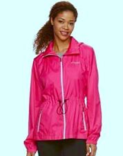 Columbia Stone Creek Jacket, Women's Size S Lightweight Pink Wind Breaker