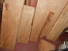 10 board feet of PLANED mango lumber, kiln dried, highly figured