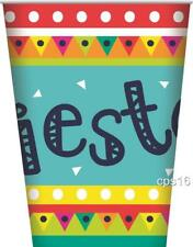 Mexican..Party Cups 8 PACK...Fiesta