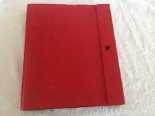 Century Stamp Album Stockbook With 15 Black Pages 30 Sides Hardback Cover