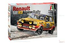 1/24 Italeri 1978 Renault 5 Turbo Rally Frequelin / Delaval & Andrie / Ragnotti