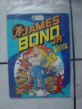 James Bond Junior-sticker album-Original-de Merlin-mais plus vieux!!!