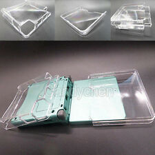Plastic Clear Hard Protector Case Cover For Nintendo Game Boy Advance GBA SP