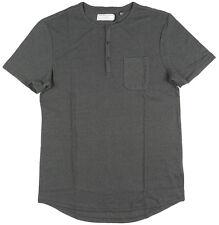 Five Four Club Acacia Knit T-Shirt 2 Colors Tee Fashion Henley Button Plain NWT