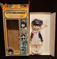 Vintage 1980 Ideal Toys Little Miss Marker Doll Sara Stimson NIB Doll No 1382-1
