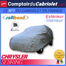 Housse Chrysler Sebring - SoftBond® : Bâche de protection mixte