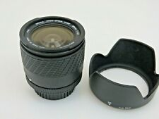 Pentax PK Sigma High Speed Wide lens f1,8 28mm 1001993  K mount hood sy054