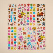 10Pcs Fashion Kid Children 3D Cartoon Picture Removable Sticker Wall Decal Decor