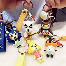 Porte Clé/Key Ring - Isabelle, KK, Tom Nook...  - Animal Crossing New Horizons
