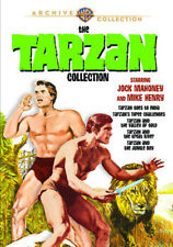 The Tarzan Collection: Starring Jock Mahoney And Mike Henry [New DVD] Manufact