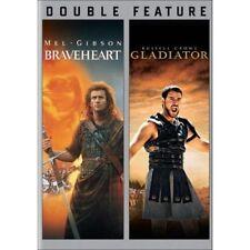 Braveheart / Gladiator (2-Disc Set) (Dvd, 2013)