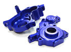 INTEGY RC C26203BLUE Billet Machined Gear Box Case for Associated RC10B5 Buggy
