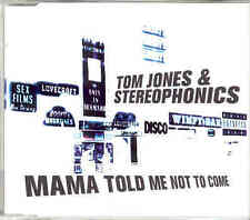 Stereophonics - Mama Told Me Not To Come, CDS T.Jones