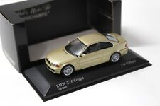 1:43 Minichamps BMW 328 Ci Coupe E46 light yellow 1999 NEW bei PREMIUM-MODELCARS