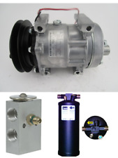 NEW AC COMPRESSOR SERVICE PACKAGE NEW HOLLAND BW38 BALE WAGON 87430122
