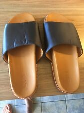 Cos Blue  Rubber Sliders Size UK 7 / 40