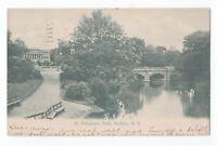 Buffalo N Y Delaware Park 1906