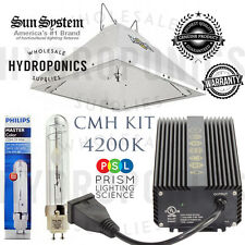 Ceramic Metal Halide - 315w LEC Optimum Performance CMH Package + 4200K Lamp
