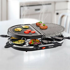 Raclette Grill y piedra TriStar Ra2946