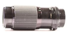 SIGMA ZOOM 1:4.5 5.6 F=80 200MM MILTY-COATED LENS MADE IN JAPAN
