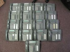 Lucent Avaya 6416D+M Telephones, Untested from working system, Nice condition