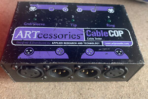 CableCOP – Cable Tester Artcessories