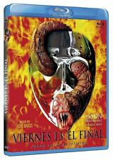 JASON GOES TO HELL (Friday The 13th)  -  Blu Ray - Sealed Region free for UK