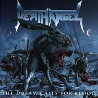 Death Angel : The Dream Calls for Blood CD (2016) ***NEW*** Fast and FREE P & P