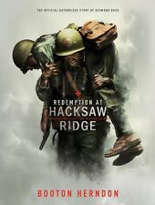 NEW - Hero Of Hacksaw Ridge Abridged Version Book-Official Authorized Story