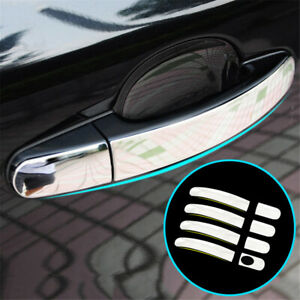 Door Handle Cover Trim Styling For Ford Focus Kuga Mondeo C-MAX S-Max Galaxy