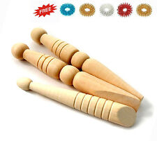 Acupressure Hand Wellbeing Full Body Self Massage Treatment Sticks (Set of 3)
