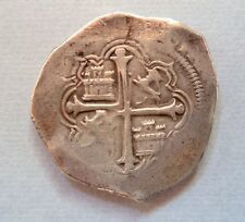 4 Reals, Philip III Francisco de Morales 1610-1617 Silver Spanish Mexico mint